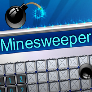 AARP Connect's online Minesweeper game