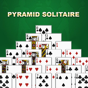 AARP Connect's online Pyramid Solitaire game