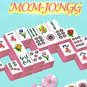 AARP Connect's online Mahjongg: Mom Jongg game