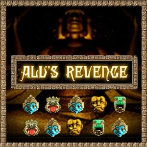AARP Connect's online Alu's Revenge game