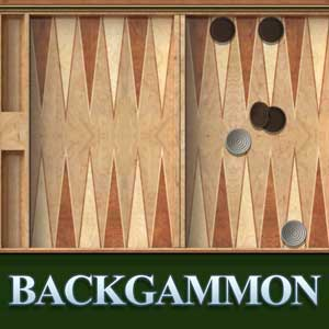 AARP Connect's online Backgammon game
