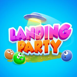 AARP Connect's online Landing Party game