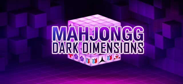 AARP Connect's free Mahjongg Dark Dimensions game