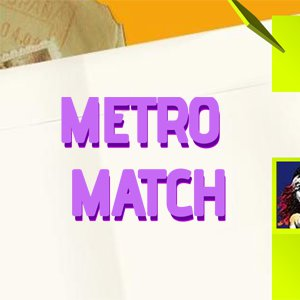 AARP Connect's online Metro Match game