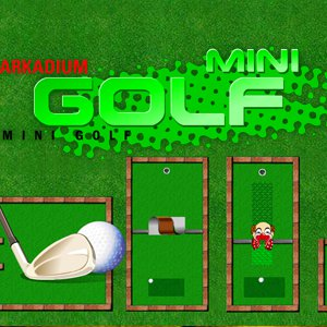 AARP Connect's online Mini Golf game