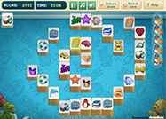 Mahjongg Dimensions Strategy Screenshots Leaderboard Toy Chest