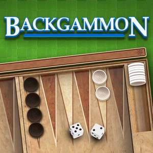 AARP's online Backgammon game