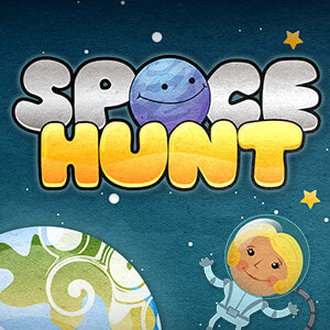 AARP's online Space Hunt game