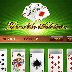 AARP Connect's online Klondike Solitaire Gold game