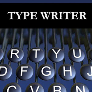 AARP Connect's online Type Writer game