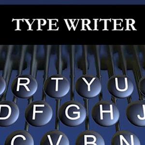 AARP's online Type Writer game