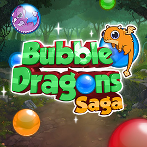AARP's online Bubble Dragons Saga game