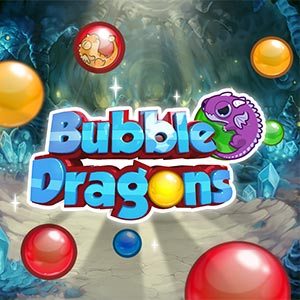 AARP's online Bubble Dragons game