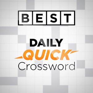 AARP's online Best Daily Quick Crossword game