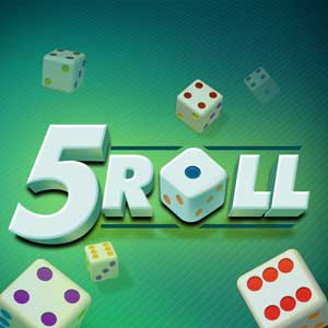 AARP Connect's online 5 roll game
