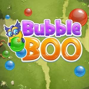 AARP Connect's online Bubble Boo game