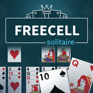 AARP's online FreeCell Solitaire game