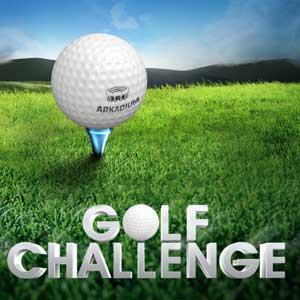 AARP Connect's online Golf Challenge game