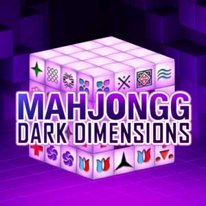 AARP's online Mahjongg Dark Dimensions game