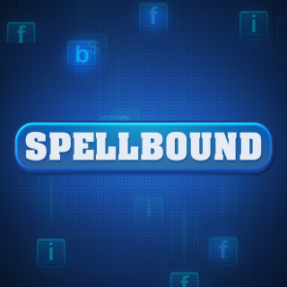 AARP's online Spellbound game
