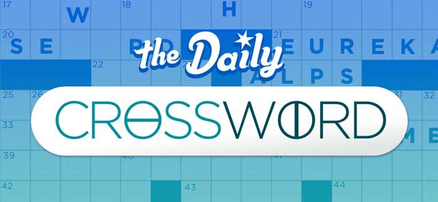 AARP's free Daily Crossword New game