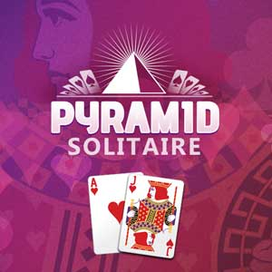 AARP's online Pyramid Solitaire New game