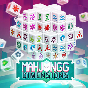 AARP's online Mahjongg Dimensions New game